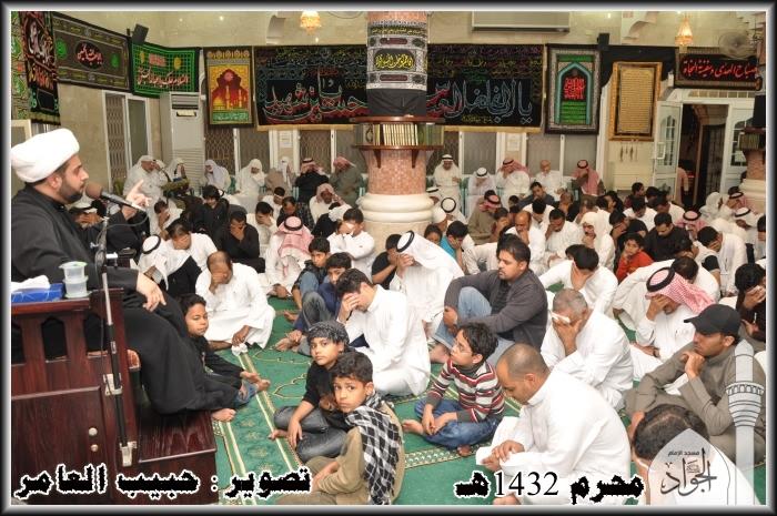 عاشوراء 1432 - سيهات -  مسجد الإمام الجواد 10