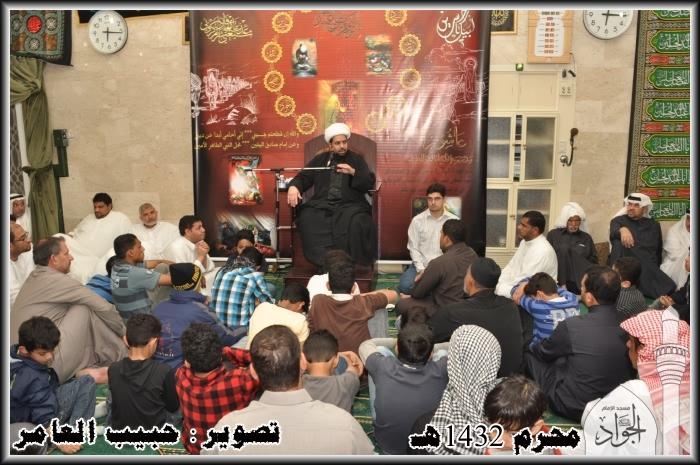عاشوراء 1432 - سيهات -  مسجد الإمام الجواد 3