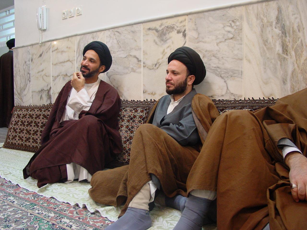 زواج السيد حسين العوامي في قم المقدسة 5