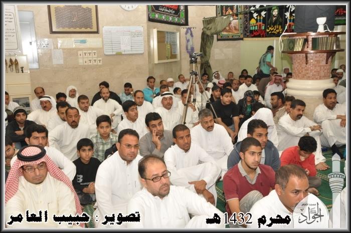 عاشوراء 1432 - سيهات -  مسجد الإمام الجواد 7