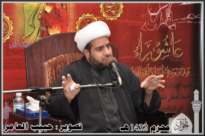 عاشوراء 1432 - سيهات -  مسجد الإمام الجواد 8