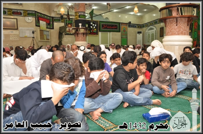 عاشوراء 1432 - سيهات -  مسجد الإمام الجواد  9