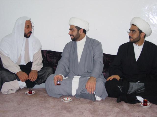 فضيلة الشيخ هاني الصنابير - الشيخ محمد المشيقري - الشيخ حسن آلا