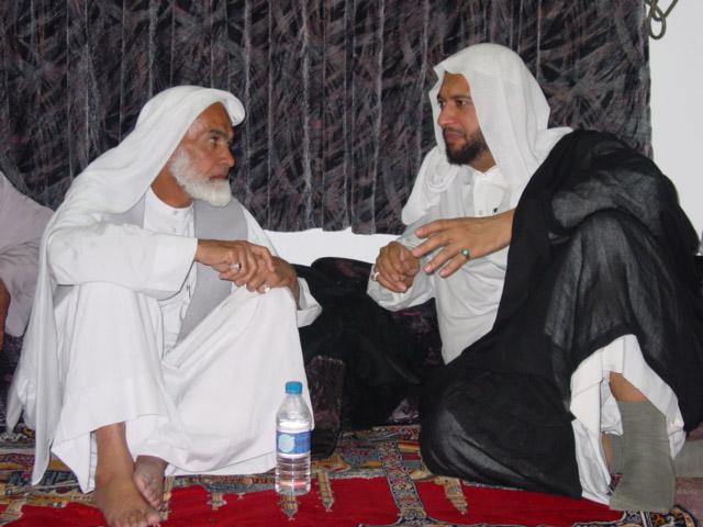 فضيلة الشيخ عبد الله آل درويش -العلامة الشيخ محمد المهنا رحمه الله
