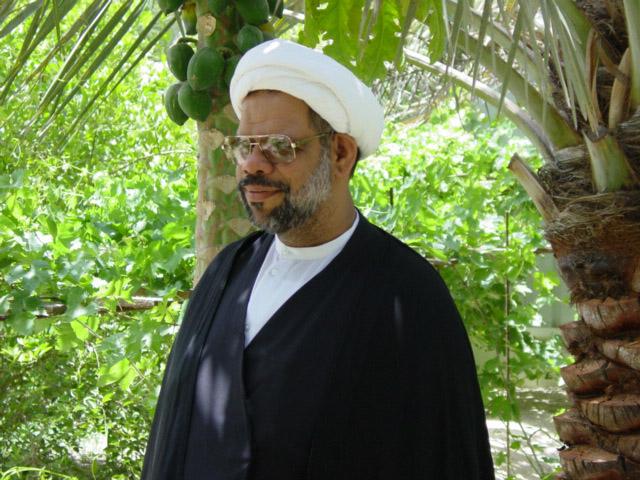 فضيلة الشيخ عبد الله آلدار - القطيف