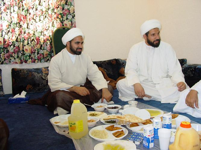 الشيخ منصور السلمان ( الجشي ) - الشيخ حسين العطل