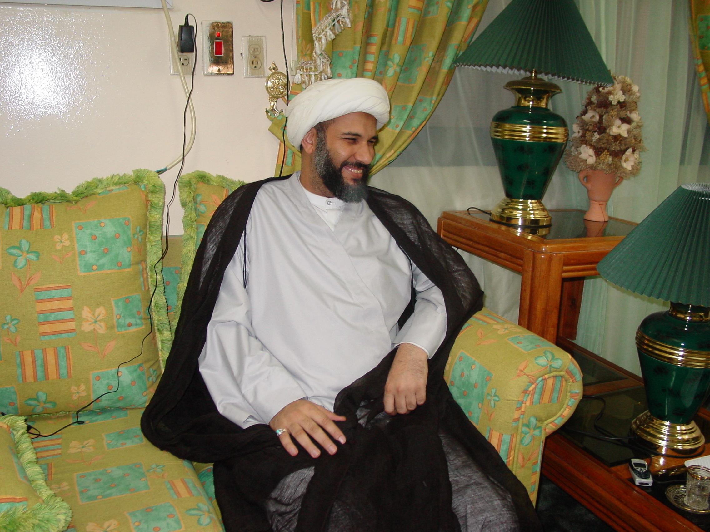 فضيلة الشيخ مهدي المصلي - تاروت