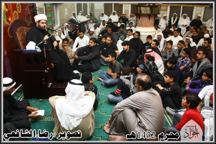 عاشوراء 1432 - سيهات -  مسجد الإمام الجواد